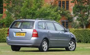 1995 toyota corolla station wagon toyota corolla wagon specs 2002 2003 2004 autoevolution
