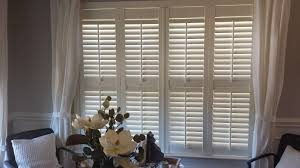 Bi Fold Shutters Interior Budget Blinds Boiling Springs Sc Custom Window Coverings