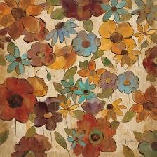 floral sketches iii art print by silvia vassileva at art com