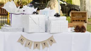 best place for a wedding registry 9 things we wish we d known before registering for wedding gifts