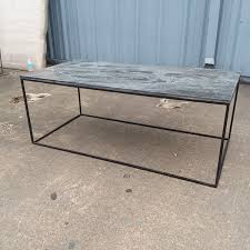 Slate Top Coffee Table Slate Top Coffee Table Nadeau Houston