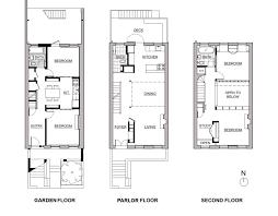 flooring row house page 01 house floor plans narrow brownstone