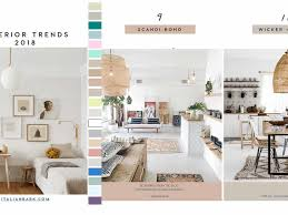 interior decorating blog decorating trends 2018 24 key interior decor trends and free book
