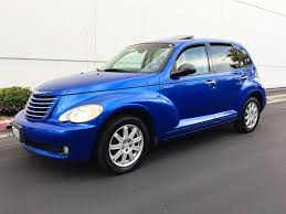 used 2006 chrysler pt cruiser limited at city cars warehouse inc