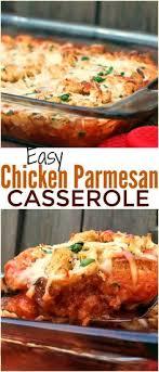 base de la cuisine dump and bake chicken parmesan recette entrée la cuisine et mains