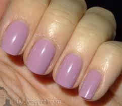 nail polish revealed azature light pink the trendy nail
