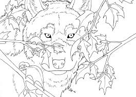 inked lineart