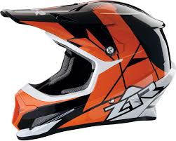 orange motocross helmet 79 95 z1r rise offroad mx motocross dot approved helmet 1030440