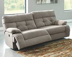 sofa recliner genella power reclining sofa collection with power headrest and