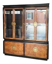 Antique German Display Cabinet Vintage Display Cabinet Ebay