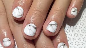 marble nails how to get the manicure trend in 5 steps today com