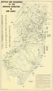 Nj Path Map Maps Governor Richard Howell