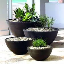 Painting Garden Pots Ideas Outdoor Planter Pots Flower A Large Black Flower Pots For Modern
