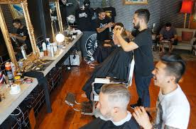 barber downtown auckland new zealand barber scene cutthroat journal