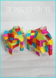 milk jug elmer elephant craft the imagination tree