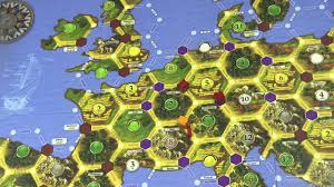 Europe Map Games by Catan Histories Merchants Of Europe Review With Tom Vasel Youtube