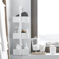 prezola bathroom caddy the white company