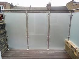 glass privacy screens kp glass u0026 glazing ltd