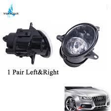 audi a6 fog light bulb wisengear 1 pair front drive ls led fog lights for audi a6 c5 s6