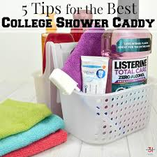 Bathroom Caddy For College by 5 Tips For The Best Shower Caddy In College Organized 31