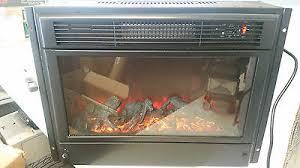 Electric Fireplace Heater Electric Fireplace Heater Ffp272107 H 26 120v 60hz 1500w Rv Camper