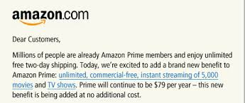 amazon prime free shipping u0026 free movie streaming ftm
