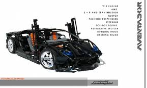 technic lamborghini aventador amazing lamborghini aventador by francisco hartley technic