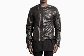 motorcycle style leather jacket 50 black leather biker jackets to buy right now photos gq