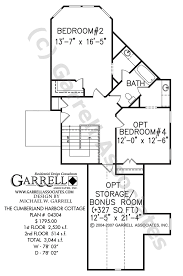 Coastal Cottage Home Plans by Cumberland Harbor Cottage House Plan House Plans By Garrell