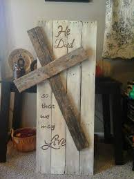 wooden crosses for crafts country cross craft ideas pallets craft and woods