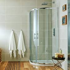 Easy Clean Shower Doors Curved Shower Doors Signature Half Curved Glass Sliding
