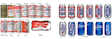 bud light in the can heritage branding the hard way the history factory
