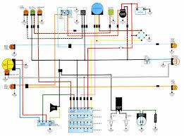 honda cb cl 450 4speed electrical wiring diagram u2013 circuit