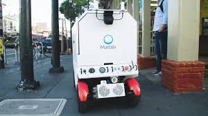 balloons delivery san francisco the robot that s roaming san francisco s streets to deliver food