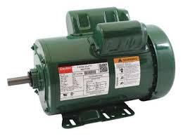 dayton farm duty motor capacitor start 1725rpm 6k740 zoro com