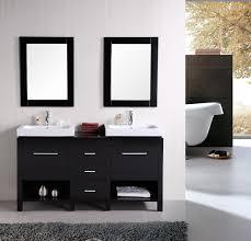 design element new york double 60 6 inch modern bathroom vanity design element new york double 60 6 inch espresso modern bathroom vanity set