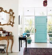 Front Door Interior Painted Interior Doors Decor To Adore