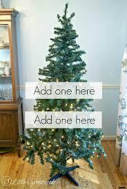 Martha Stewart Pre Lit Christmas Tree Manual by Best 25 Christmas Tree Artificial Ideas On Pinterest Xmas Tree