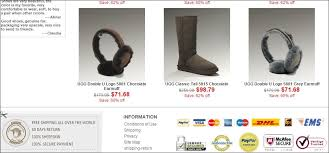 ugg slippers on sale black friday ugg fans targeted with black friday phishing caign hotforsecurity