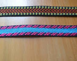 woven ribbon woven ribbon etsy