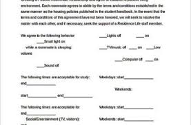 free roommate agreement template reliable sales agreement template for free to copy