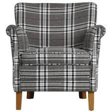 Tartan Armchairs Francis Chair