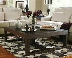 watson rectangular coffee table belfort furniture cocktail