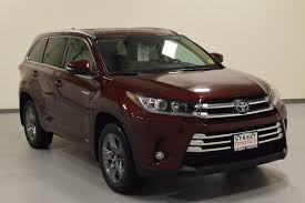 new 2017 toyota highlander for sale in amarillo tx 17462