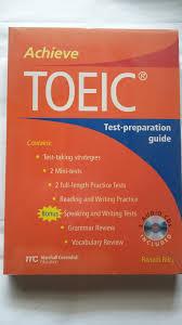toefl preparation books nova toefl prep books press test center