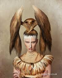 avant guard hair pictures 123 best avant garde hair art images on pinterest makeup