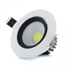 Led Ceiling Lights Buy 6 Watt Round Cob Led Ceiling Light Of Strictly Led U0027s