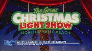the great christmas light show around town the great christmas light show wbtw