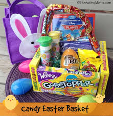 Movie Themed Gift Basket Candy Easter Basket