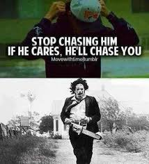 Memes For Him - stop chasing him texas chainsaw massacre tumblr meme kill the hydra